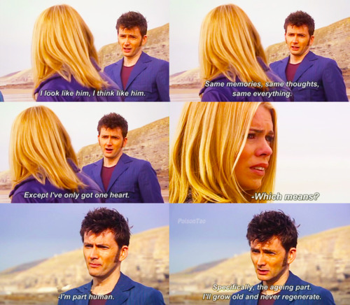 "In Defense of ""Does it need saying?"" An in-depth look at the Doctor's refusal to say ""I love you"" to Rose Tyler"