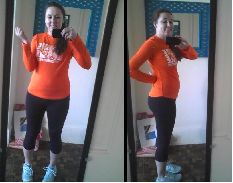 Sports Bra Selfie Tumblr