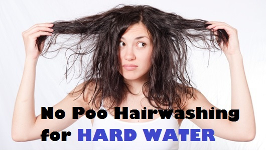 An edited Noo Poo technique specifically for hard water from zombies4breakfast.com