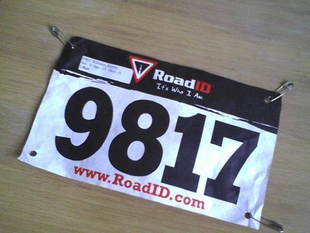 racetag